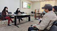 Reunión con Senadores y Diputados de Potosí